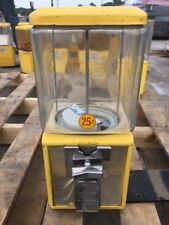 Vintage Glass Northwestern Model 60 Gumball Candy Toy Nut Bulk Vending Machine