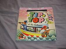 POP HOP UP 1965 ARTIA PRAGUE KUBASTA TIP + TOP + TAP ET LES BATEAUX