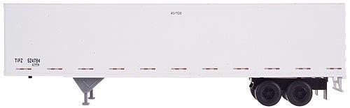 RTR TIP Intermodal Services # 624784 HO 1//87 Atlas # 12192-45/' Pines Trailer