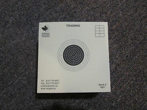 Air-Rifle-10-meters-Training-Targets-250-pack