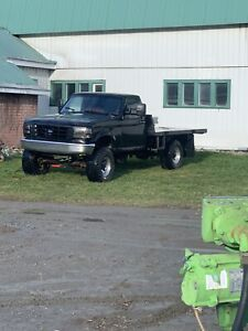 1997 Ford F 350 rouge