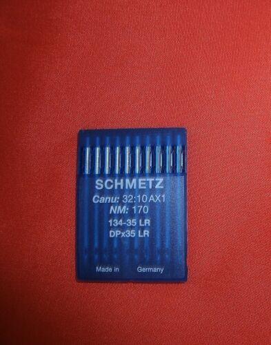 Nm 170 Schmetz-Rundkolbennadel 134-35LR