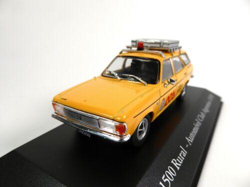 Dodge 1500 Rural ACA 1978-1//43 Voiture Miniature SALVAT Diecast Model Car SA22