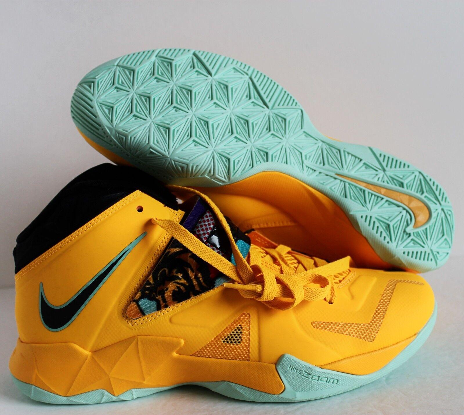 Nike Hombres NaranjaNegroPúrpura Zoom Soldier VII Láser NaranjaNegroPúrpura Hombres [599264800] 0e2863
