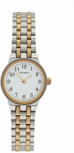 Armbanduhren Uhren & Schmuck Sekonda Ladies Two Tone Watch 2171-snp SchöNer Auftritt