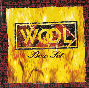 Wool - Box Set (CD, Album) - Italia - Wool - Box Set (CD, Album) - Italia