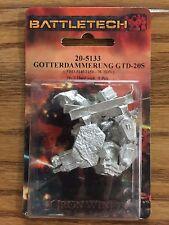 Classic Battletech Gotterdammerung GTD-20S 20-5133