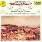 Beethoven: Wellington's Victory; Liszt: Battle of the Huns; Hungarian March to the Assault (CD, Nov-2006, Telarc Distribution)