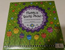 2019 moms busy year 16 month wall calendar 12 x 24 open
