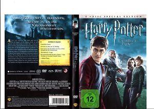 Harry Potter Und Der Halbblutprinz Dvd