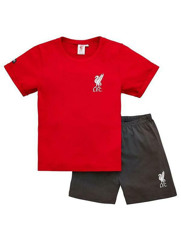 Boys Official Liverpool FC Pyjamas #LFC  Age 3-12 Years