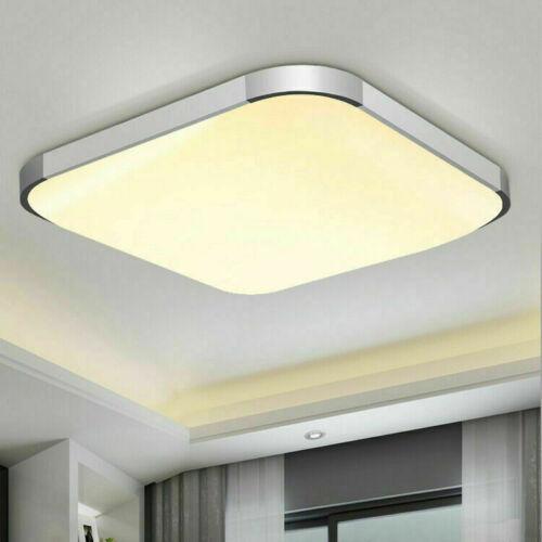 Wifi LED Deckenleuchte Smart Deckenlampe Dimmbar Badleuchte kompatibel mit Alex