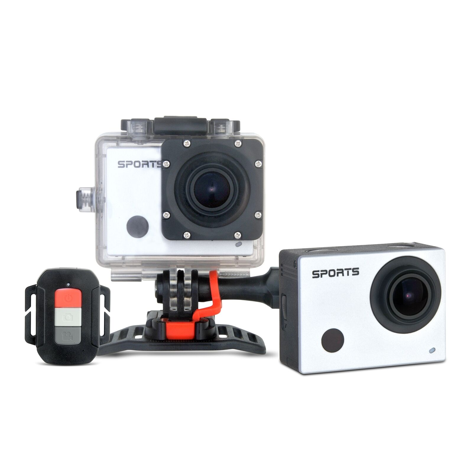 Proscan PAC2501 1080p Full HD Wi-Fi Action Sports Camera 1080p action camera Featured full pac2501 proscan sports