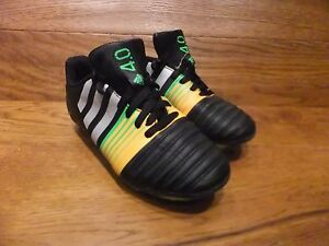 Adidas-Nitrocharge-chaussures-de-football-Taille-UK-2-EUR-34