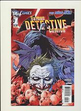 Detective Comics #1 (2011 DC COMICS) New 52 2nd Print! SEE SCANS AND PICS! WOW!