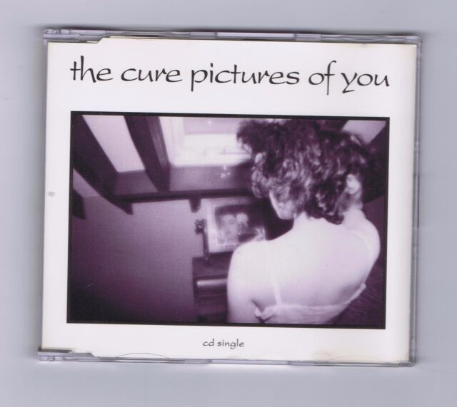 CD MAXI SINGLE THE CURE PICTURES OF YOU (PURPLE SLEEVE)