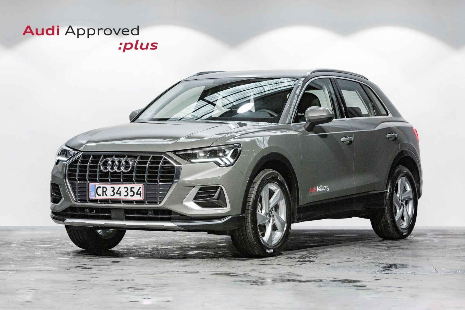 Audi Q3 35 TFSi Advanced S-tr. 5d - 434.900 kr.