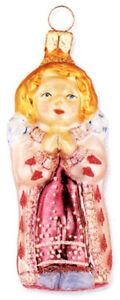 Slavic-Treasures-PRAY-ANGEL-Polish-Glass-Ornament