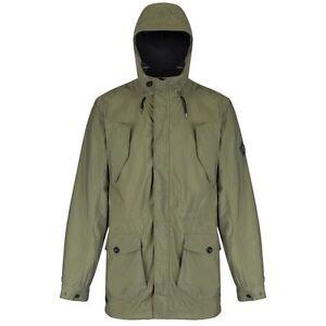 Neues Produkt 91341 8b700 Details zu Regatta Mansiri Parka Regenjacke Herren 10000 Wassersäule  Wandern atmungsaktiv
