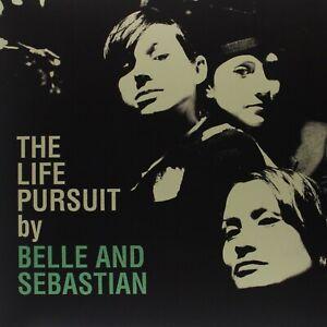 BELLE-AND-SEBASTIAN-THE-LIFE-PURSUIT-BY-VINYL-LP-NEW