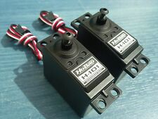 NITRO 1/10-1/8 HOBAO HYPER H-101 PAIR OF SERVO'S NEW