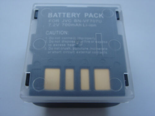 Batería BN-VF733U para JVC GZ-MG37U GZ-MG505 GZ-MG505AA GZ-MG505E GZ-MG505EK GZ