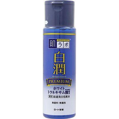 Rohto Hada Labo Shirojyun Premium Arbutin Whitening Lotion 170ml