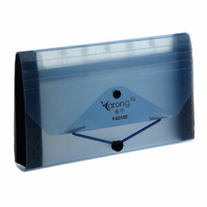 YARONG F4018E Expanding 13 Pocket File Coupon Accordion Organizer Folder Li U2O7