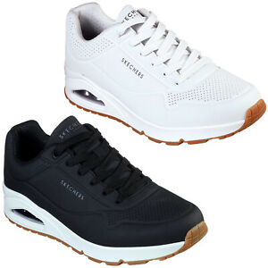 Skechers Womens Uno Stand On Air Fashion Sneakers