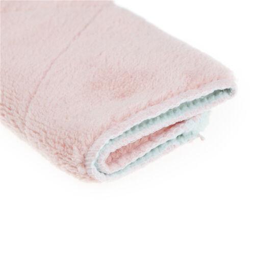2 Farbe Multifunktions Verdickung Tuch Bambusfaser Waschlappen Für Küchelv YR