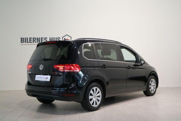 VW Touran 1,6 TDi 115 Comfortline 7prs - billede 1