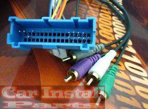 [EQHS_1162]  Oldsmobile Bravada w AMP WIRE HARNESS STEREO PLUG 98-00 | eBay | 96 Oldsmobile Bravada Ignition Wiring Harness |  | eBay