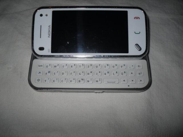 Nokia N97 mini 8GB Weiß ohne Simlock & Branding, UMTS, HSDPA, 1Jahr Garantie