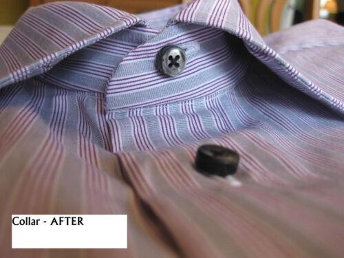 Luscious Smoke Mother of Pearl Shirt Button Set! MOP