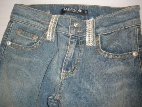 Made 27 Skal Rare det Krystaller Alen In Størrelse have Usa Hot Schwartz Jeans B RqnwPX8Z