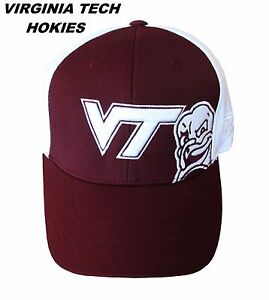 new styles 9cd1b c3c39 Image is loading Ncaa-Mens-Apparel-Virginia-Tech-Hokies-034-Top-