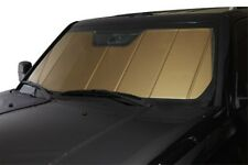 Heat Shield Gold Sun Shade Fits 2015-2016 Jeep Renegade With Mirror Camera