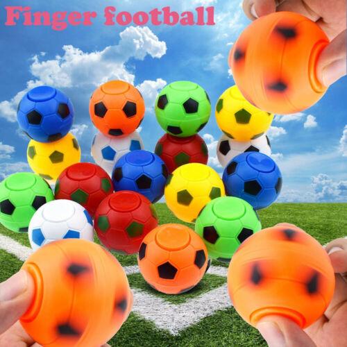 NEW Football Anti Stress Finger Spinner Hand Spinner EDC Bearing Toy Kid Gift US