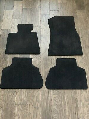 2021 BMW X5 Carpet Floor Mats - Black - Like New! | eBay