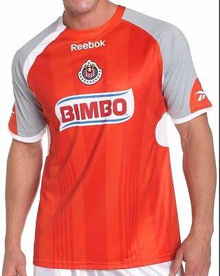 Reebok Chivas 09//10 Home Soccer Shorts