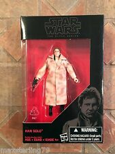 "Star Wars ENDOR HAN SOLO 3.75"" Black Series Walmart Return of the Jedi"