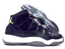 daebb3ba3a9 Nike Air Jordan Retro 11 XI PRM HC Heiress Stingray Black Gold 852625-030 8