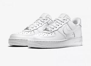 Nike Air Force 1 Sneaker Herren weiß 44