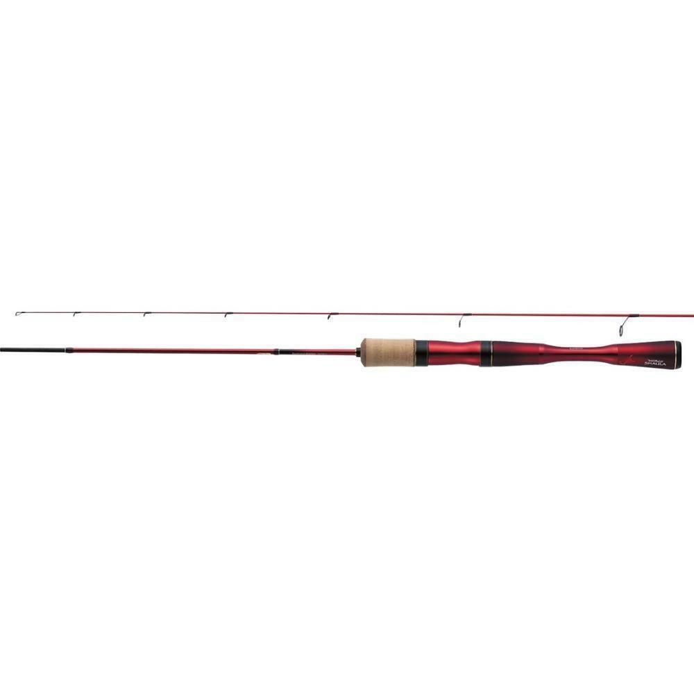 Shimano 19 World Shaula, Technisch Edition S62UL-2/F Spinning Rod für Forelle