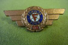 DDR Abzeichen - Orden - FDGB - Fakulta - Für Kraftfahrer - 10 Jahre - Bronze