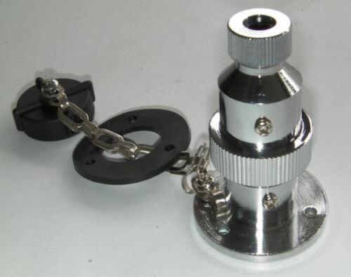 RATED 10 AMP BOAT DECK 3 PIN 5 AMP STD ELECTRICAL PLUG /& SOCKET /& CAP /& SEAL