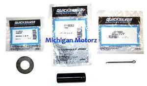 Image is loading MerCruiser-Lower-Steering-Pin-Kit-17-8M0073409-17-