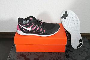 da le Free taglie Novità Tutte Nero donna Run Rosa Rosa da running Nike 5 Scarpe 0 HdOwqHx1g