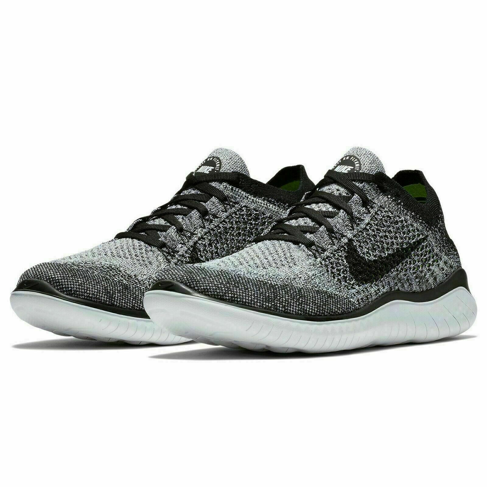 Pranzo scremare difficile  Nike RN Flyknit 2018 Run Cargo Khaki White Men Running Shoes 942838-300 9  for sale online | eBay