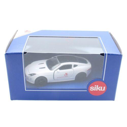 Siku feria modelo juguetes feria nuremberg 2020 1:55 Jaguar F Type R